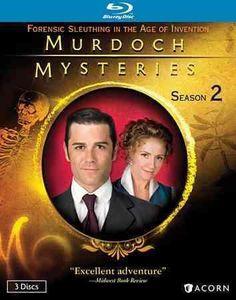 Murdoch Mysteries Collection: Season 2