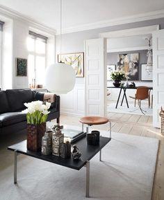 doors in knock through lounge