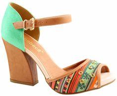 Sapatos - qualquer um com esse salto! Love it
