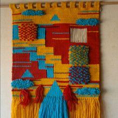 Weaving by cordelia sheep