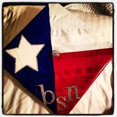 Texas graduation cap, bsn