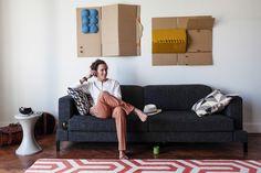 Freunde von Freunden — Gerardo Ruiz-Musi — Fashion Designer, Apartment, 3rd Arrondissement, Paris — http://www.freundevonfreunden.com/interviews/gerardo-ruiz-musi/