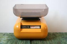VENTE de 20 % - balances de cuisine Orange Prima 5 kilogramme