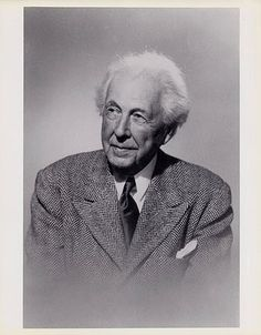 Frank Lloyd Wright was my biggest inspiration for wanting to become an architect... and not becoming one will likely be one of my greatest disappointments in life.