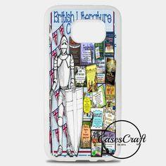 British Literature Collection Samsung Galaxy S8 Plus Case | casescraft