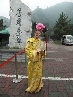 Beautiful Chinese costume
