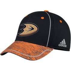 separation shoes 17f9c aabd7 Men s Anaheim Ducks adidas Black Orange Alpha Flex Hat, Your Price   29.99