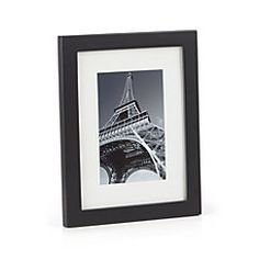 View larger image of Matte Black 4x6 Picture Frame