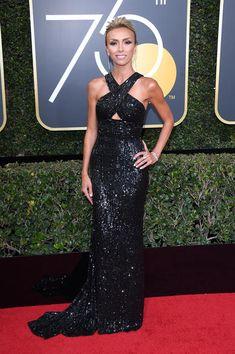 2018 Golden Globes: Best Dressed : Giuliana Rancic