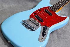 Fender Japan MG69B SBL  Used Electric Guitar  Free shipping EMS #FenderJapan