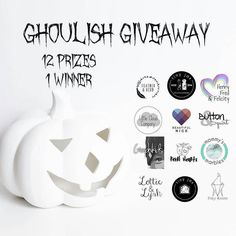 #Repost @tiny_jax   G H O U L I S H  G I V E A W A Y!  In the spirit of Halloween we have teamed up with some of our favourite brands to bring you this Ghoulish Giveaway! One lucky winner will be the recipient of some spooky themed goodies! Here at @tiny_jax we are giving away a ghoulishly splattered Tiny Chair!  How to enter:  Follow ALL 12 accounts and like this picture in all 12 feeds this will be checked. (If you are unable to like all photos at time of giveaway launch please be patient…