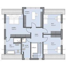 Haus Arnold - Dachgeschoss