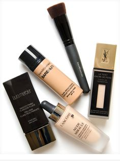 TRENDING NOW: SERUM TEXTURE FOUNDATION - read more on the #Sephora Glossy> #skincare