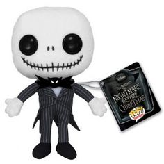 Goth Shopaholic: Nightmare Before Christmas Pop Plushies from Funko