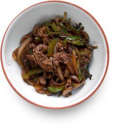Бараньи почки стир фрай (Stir-Fried Lamb Kidney)