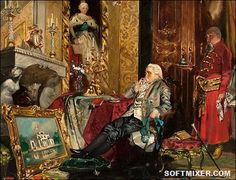 Исторические сюжеты: Королевское несчастье Станислава Понятовского