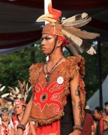 Baju Daerah Kalimantan Barat