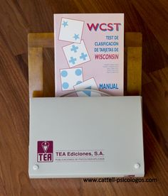 IQ's Corner: Wisconsin Card Sorting Test and ADHD