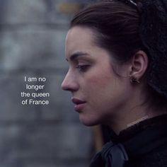 """I feel so sorry for her. #reign"""