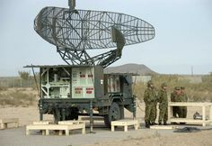 Pulse Acquisition Radar for the IHAWK missile system.