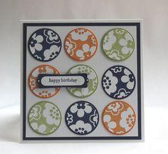 Circle Circus stamp set by Stampin' Up!
