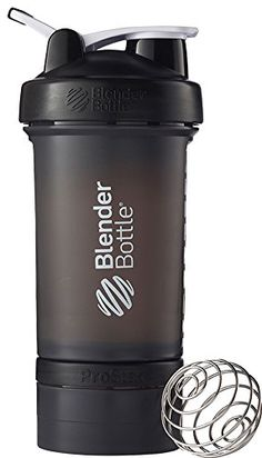 BlenderBottle ProStak System with 22-Ounce Bottle and Twist n' Lock Storage, Black/Black - http://alternative-health.kindle-free-books.com/blenderbottle-prostak-system-with-22-ounce-bottle-and-twist-n-lock-storage-blackblack/