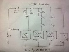 Control Circuit OF STAR DELTA STARTER Electrical Info PICS | NonStop Engineering | Pinterest