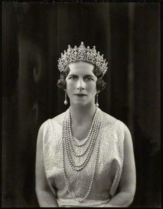 Princess Helen of Greece and Denmark , later Queen Mother of Romania