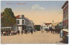Stationsplein Hilversum