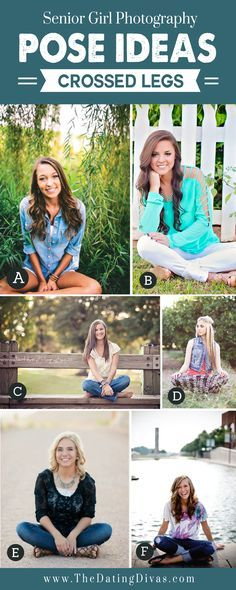 Senior Girl Photography Pose Ideas