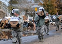 #NewYork @AirNatlGuard responds to Hurricane Sandy in #StatenIsland.via @DVIDSHub #SandyRelief