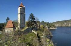 Hrad Zvíkov - Jižní čechy Castel Zvíkov - South Bohemia