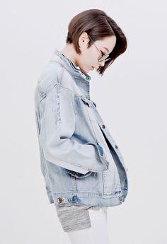 jean jacket…