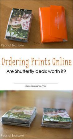 All those free offers of prints from Shutterfly, but are they worth it? Love this review of their quality vs a major competitor. Where do you get your photos printed?