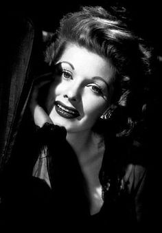 Lucille Ball.   I admire anyone who is so secure with themselves that they know it's okay to make themselves look silly. And boy, did this woman make herself look pretty darn crazy on more than on occasion without anyone ever mistaking her for anything less than gorgeous:)