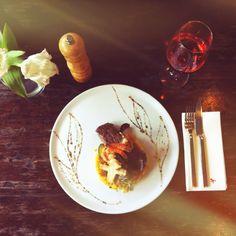 Norddeutsche Paella im #AMPELMANN Restaurant!  #food #berlin