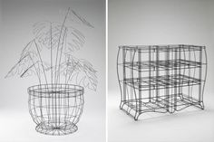 5   This Wireframe Furniture Is Like Software You Can Sit On   Co.Design   business + design