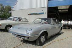 1969 Fiat 125S Samantha Vignale