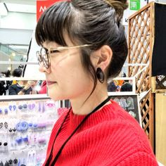 Chokers, Earrings, How To Wear, Fashion, Ear Rings, Moda, La Mode, Fasion, Fashion Models