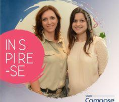 """""""Eu gosto de estar com as pessoas. Sentir as suas necessidades e transformar o sonho em realidade"""". Sabia mais no portal http://www.compose.com.br/compose-lifestyle.php"""
