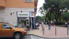 Ilyen, amikor a sztárpék fánkozót nyit - Bomboloni - Egy nap a városban Street View
