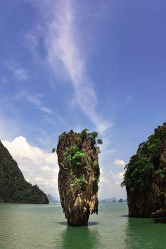 Phang Nga Bay Vacations in the kingdom of pristine beaches and stunning islands   Thailand