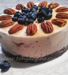 Mimi Kirk's Cheesecake - I bet it's a lot like the one I love at Whole Foods! Can't wait to try it!!