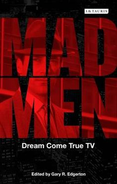 """Mad Men"" is a zeitgeist show of the early twenty-first century. This book demonstrates, partly because its characters are an earlier, confused and conflicted version of ourselves, trying to make the best of a future unfolding at breakneck speed."