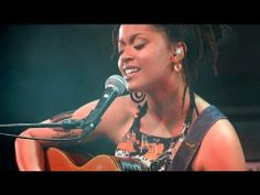 SARA TAVARES Live In Africa Festival  2012 05 25 (+playlist)