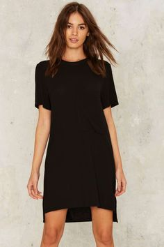 I'm Not Okay Pocket Dress - Clothes | Day | LBD