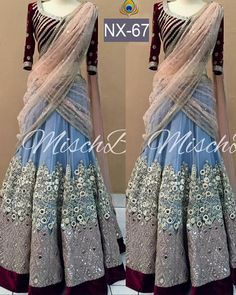 Checkout this thread ,hand worked and sequence worked banglori silk lehenga  Product Info : CODE : NX67 BLOUSE : VELVET LEHENGA : NAYLON MONO NET DUPATTA : NAYLON MONO NET INNER : SATIN WORK : MULTY WITH SEQUNCE & HAND  Price : 2600 INR Only ! #Booknow  CASH ON DELIVERY Available In India ! Shipping Charges Extra  World Wide Shipping Available ! ✈ PayPal / WU Accepted  Free Shipping On Prepaid Shipment In India  Stitching Service Available  To order / enquiry ..
