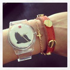 Wear your Mochi & Jolie® watch in style. :)