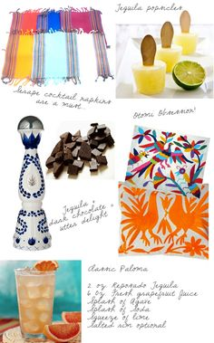 recipe for paloma Viva Tequila, Tacos And Tequila, Tequila Tasting, Lime Salt, Party Themes, Party Ideas, Grapefruit Juice, Fiesta Party, Cinco De Mayo
