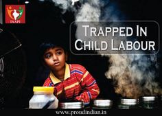 A new study by Indian-origin researchers has found that despite economic prosperity and dramatic fall in poverty levels, unequal access to education ensures hundreds of millions of children remain trapped in child labour. Promote education. Each one teach one. #IAAPI